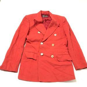 Antonio Fusco Women's Peacoat Jacket Cashmere